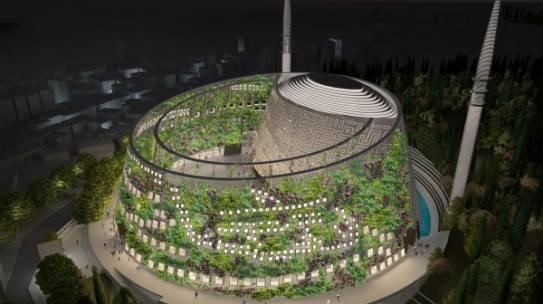 8 Desain Masjid Paling Unik nan Modern di Dunia